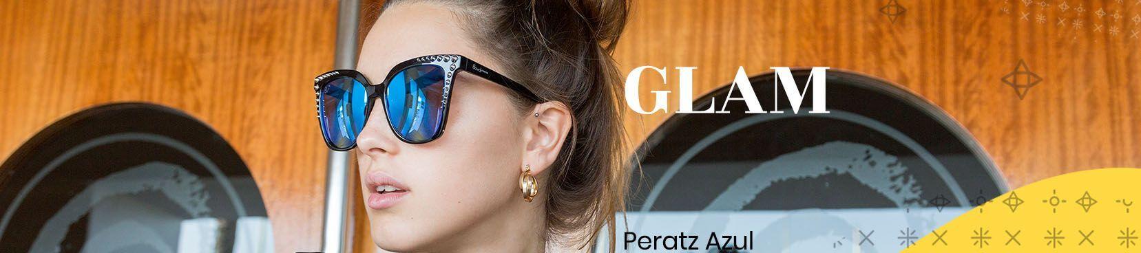Gafas de sol glamourosas