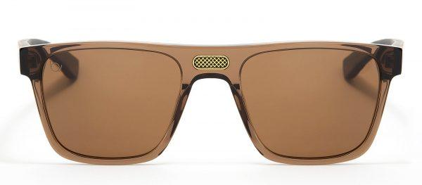 Gafas de sol DENEB GRIS CARAMELO